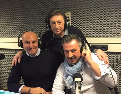 Rete 104 con Tommy De Angelis e Stefano Bressani scultore